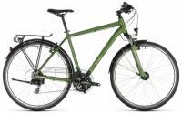 Велосипед CUBE TOURING (green´n´silver) 2019 50cm